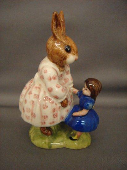 Royal Doulton Bunnykins Playtime figurine