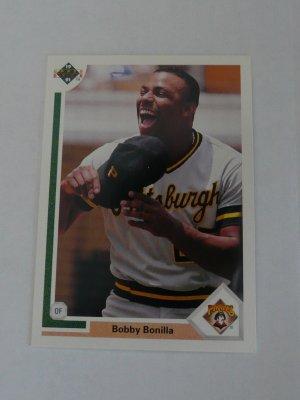 Bobby Bonilla Baseball Card