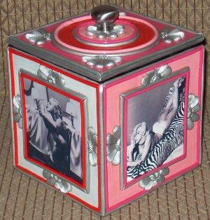 MADONNA Custom-Designed Bookshelf CD Storage Box #3