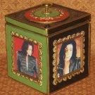 MICHAEL JACKSON Custom-Designed Bookshelf CD Storage Box