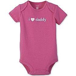 I Love Daddy bodysuit (12mths)