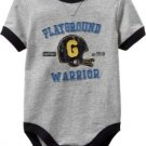 Baby Gap Romper - Playground Warrior (6-12M)