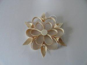 Ash Splint Snowflake