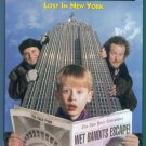 Home Alone 2 Lost in New York Macaulay Culkin Family Vhs Tape Video
