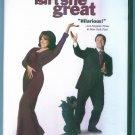 Isn't She Great ~ Bette Midler Nathan Lane ~ Comedy DVD