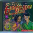 CLUE FINDERS 6TH GRADE ADVENTURES Ages 10-12+  Computer Software CD The Learning Center Win Mac
