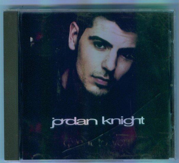 Jordan Knight GIve It To You ~ Music CD ~ Single Edit