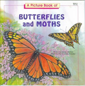 A Picture Book of BUTTERFLIES AND MOTHS Joanne Mattern Home School locationO6