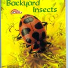 BACKYARD INSECTS Scholastic Millicent E Selsam and Ronald Goor Reading Rainbow locationO6