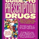 The ESSENTIAL GUIDE TO PRESCRIPTION DRUGS Hardcover Medication Side Effects & Information locationO3