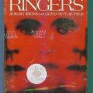 David Gronenberg's Dead Ringers Jeremy Irons Genevieve Bujold Thriller VHS Video Tape Movie Box1