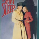 The Big Sleep Humphrey Bogart Lauren Bacall In Glorious Black & White MGM VHS Location132