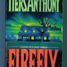FIREFLY Piers Anthony Paperback Mystery Suspense