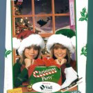 You're Invited To MARY KATE & ASHLEY'S CHRISTMAS PARTY Family Childrens VHS Musical Party Series 1M
