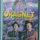 DRAGNET VOL 3 VOLUME 3 Jack Webb Family Comedy Drama DVD 1M
