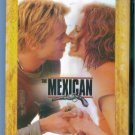 THE MEXICAN Brad Pitt Julia Roberts DVD Movie Romance Comedy 1M