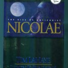 NICOLAE The Rise of Antichrist TIM LAHAYE JERRY B JENKINS Left Behind Series Book 3
