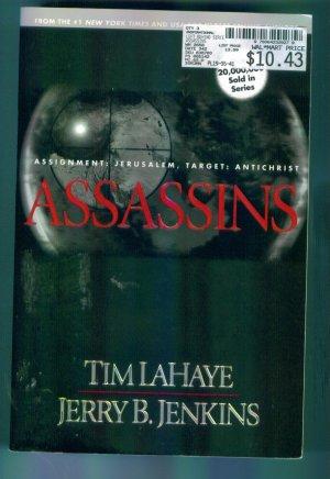 ASSASSINS Assignment Jerusalem Target Antichrist TIM LAHAYE JERRY B JENKINS Left Behind Series