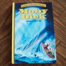 MOBY DICK Herman Melville Treasury of Illustrated Classics