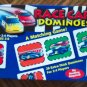 RACE CAR Dominoes Ages 3 + No Reading Required Children's Games Matching Game for 2 to 4 Players
