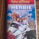 Walt Disney HERBIE GOES BANANAS The Love Bug Collection Cloris Leachman Family VHS