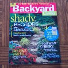 BACKYARD LIVING Shady Escapes July August 2006 Back Issue Gardening Magazine Loc14