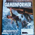 GAME INFORMER Issue 189 January 2009 Uncharted 2 Among Thieves Back Issue Gaming Magazine loc14
