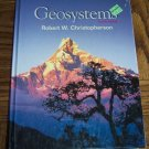 Geosystems Robert W Christopherson An Introduction to Physical Geography Fourth Edition Text Book