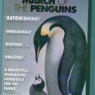 MARCH OF THE PENGUINS Full Screen Edition Morgan Freeman DVD Movie 1M
