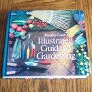 Vintage READER'S DIGEST ILLUSTRATED GUIDE TO GARDENING Trees Shrubs Gardens Vegetables Fruits