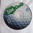 Sid Meier's SIM GOLF EA Games Computer Software Game Windows 98 2000 ME location143