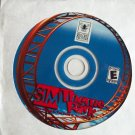 Sid Meier's SIM THEME PARK EA Games Computer Software Game Windows 98 2000 ME location143