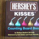 HERSHEY'S KISSES Counting Board Book Infant Toddler Childrens Number Book Barbara McGrath loc8