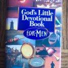 GOD'S LITTLE DEVOTIONAL BOOK FOR MEN Inspirational Devotional Christian Honor loc8