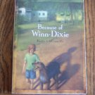 BECAUSE OF WINN-DIXIE Kate DiCamillo Childrens Chapter Book loc8