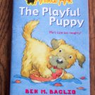 THE PLAYFUL PUPPY Little Animal Ark Ben M Baglio Childrens Chapter Book