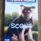 The Puppy Place SCOUT Ellen Miles Childrens Chapter Book Scholastic