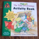 Mouse Prints THE TIME OF CHRISTMAS ACTIVITY BOOK Children's Books