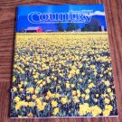 COUNTRY April May 1999 Back Issue Outdoor Magazine