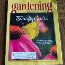 GARDENING How To July August 1999 Back Issue Magazine The Butterfly Garden