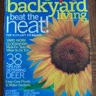 BACKYARD LIVING Deterring Deer August September 2007 Back Issue Gardening Magazine loc14