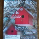 GARDENING How To November December 2003 Back Issue Magazine Welcome the Birds