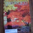 GARDENING How To September October 2002 Back Issue Magazine Small Trees