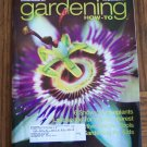 GARDENING How To November December 2002 Back Issue Magazine Showy Houseplants