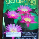 GARDENING How To March April 2002 Back Issue Magazine Water Garden