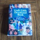 GOD'S LITTLE DEVOTIONAL BOOK FOR PARENTS Inspirational Devotional Christian Honor Books