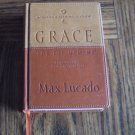 Morning & Evening GRACE FOR THE MOMENT Max Lucado Inspirational Devotional Christian