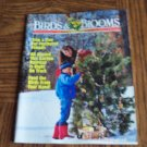 BIRDS & BLOOMS December January 1999 Back Issue Outdoor Magazine