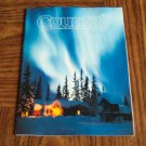 COUNTRY February March 1995 Back Issue Outdoor Magazine