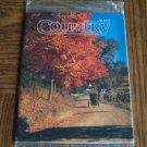 COUNTRY October November 1999 Back Issue Outdoor Magazine